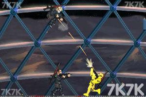 《狙击外星人部队2无敌版》游戏画面3