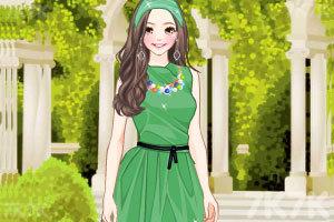 《我爱绿色》游戏画面2