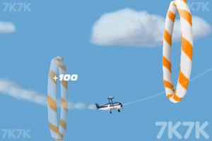 《飞翔的小飞机》游戏画面4