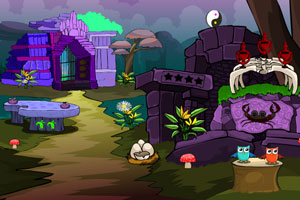 《致命小岛逃脱》游戏画面1