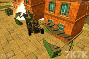 《城镇毁灭者3》游戏画面2