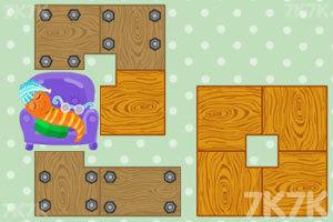 《虫宝宝吃苹果》游戏画面4