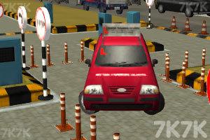 《3D驾照考试》游戏画面1