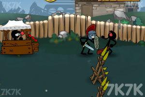 《氏族战争》游戏画面2