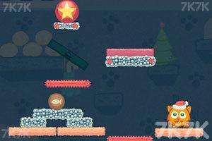 《小馋猫吃鱼2》游戏画面3