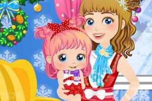 《爱丽丝宝贝过圣诞》游戏画面1