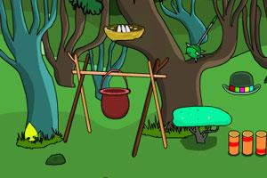 《逃出迷失森林》游戏画面1