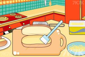 《米娅做奶酪热狗》游戏画面3