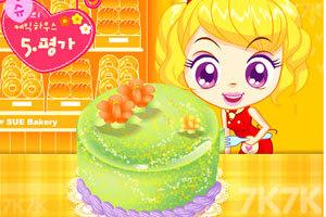 《精品韩国蛋糕制作》截图3