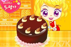 《精品韩国蛋糕制作》截图1
