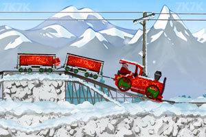 《开火车的圣诞老人》截图3