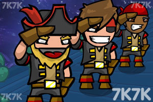 《最强海盗之战1.2》游戏画面1
