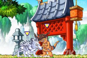 《超数码宝贝大冒险》游戏画面5