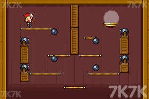 《小丑骑呀骑选关版》游戏画面3