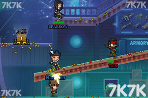 《最强海盗之战1.2无敌版》游戏画面4