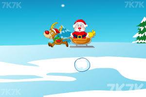 《圣诞节偷个懒》截图1