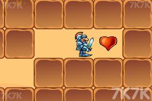 《灵活的骑士》游戏画面2
