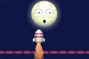 《攻击月球》游戏画面1