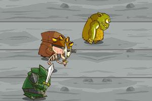 《怪物竞速赛》游戏画面1