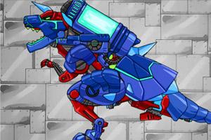《组装机械组合龙》游戏画面1