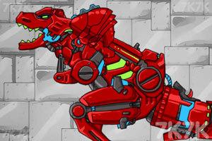 《组装机械组合龙》游戏画面2