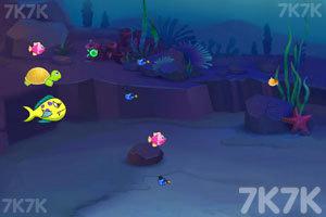 《大鱼吃小鱼三人版》游戏画面4