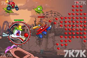 《大车吃小车3无敌版》游戏画面8