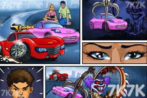 《大车吃小车3无敌版》游戏画面5