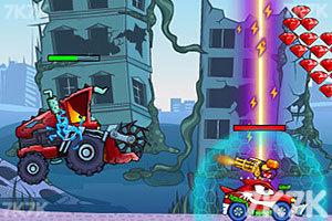 《大车吃小车3无敌版》游戏画面12