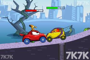 《大车吃小车3无敌版》游戏画面10