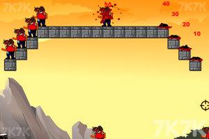 《黑猫警长神枪手》游戏画面2