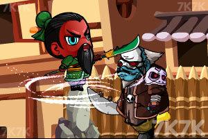 《奔跑吧三国》游戏画面1