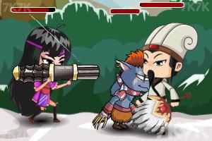 《三国英雄联盟》游戏画面5