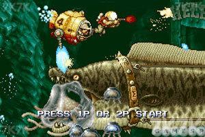 《合金弹头正式版3》游戏画面2