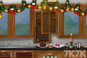 《圣诞宝贝逃出》游戏画面3