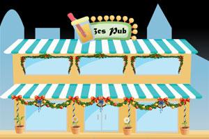 《逃出酒吧》游戏画面1