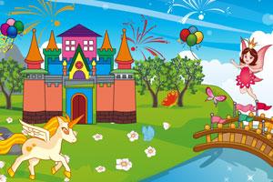 《仙子的城堡》游戏画面1