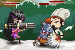 《三国英雄联盟无敌版》游戏画面10