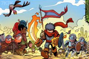 《皇家守卫军2英雄全开无敌版》游戏画面1