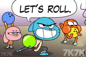 《暴打保龄球球瓶怪》游戏画面3