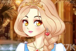 《可爱的公主》游戏画面1