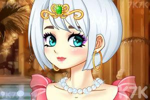 《可爱的公主》游戏画面2