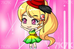 《最美的校园女孩儿22》游戏画面3
