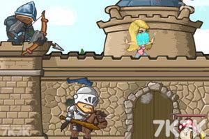 《城堡守卫军无敌版》游戏画面3