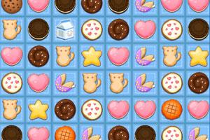 《曲奇饼干对对碰》游戏画面1