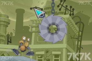 《奔跑吧,小Q》游戏画面2