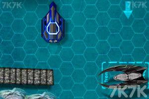 《宇宙飞船停靠》游戏画面3