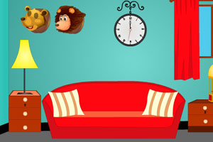 《逃出迷你卧室11》游戏画面1