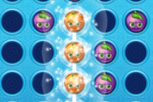 《水果五子棋》游戏画面1