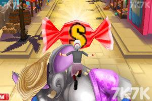 《愤怒奶奶玩跑酷1.8无敌版》游戏画面5